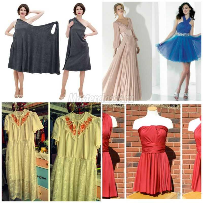 Как Простое Платье Сделать Нарядным