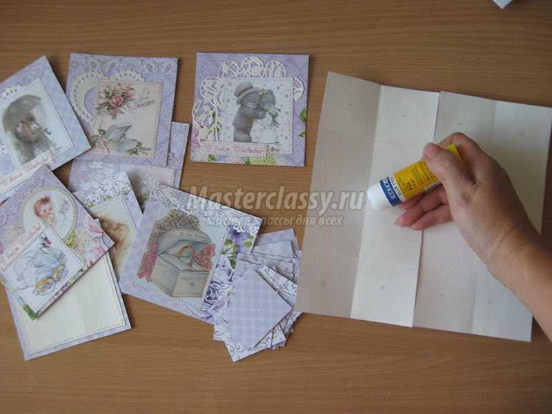 открытки с днем свадьбы своими руками