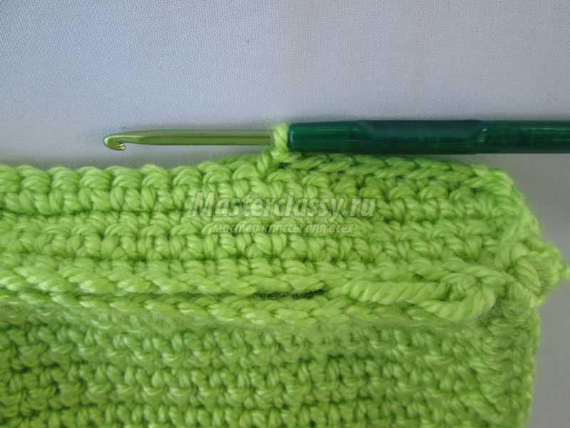 Вязание. Сумочка