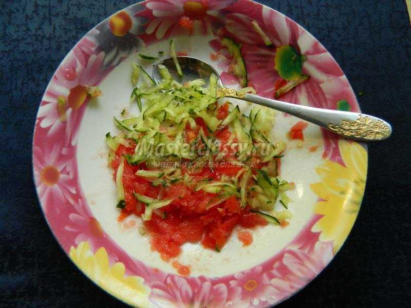 лосьон из огурцов и помидоров