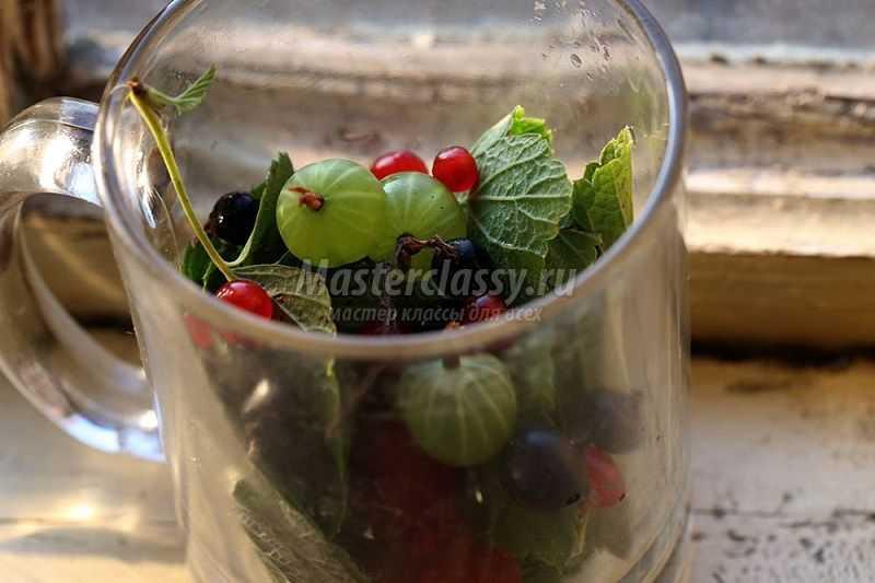 рецепты витаминных напитков