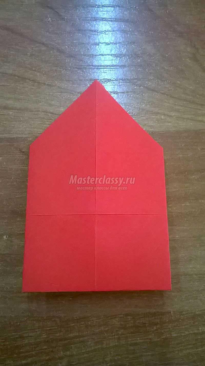 оригами цветов из бумаги