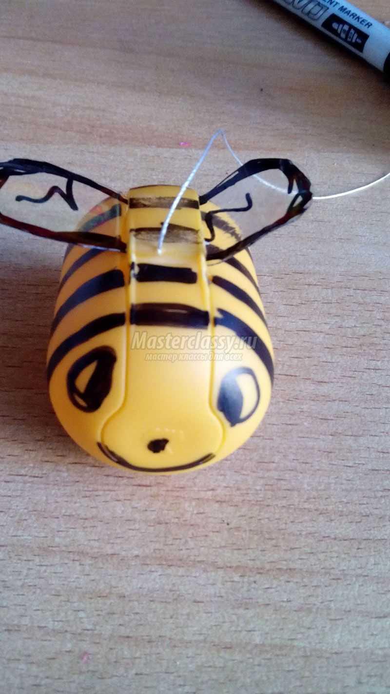 Как сделать крылья для пчелы своими руками фото 822