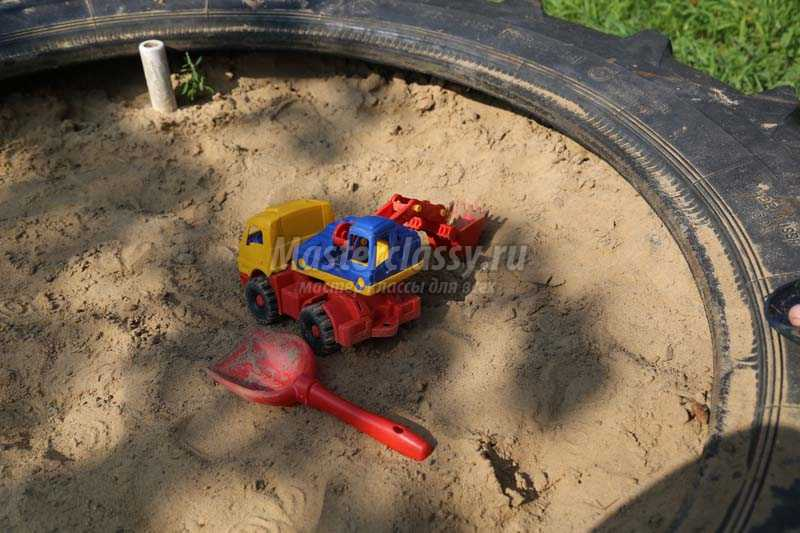 замок на песке
