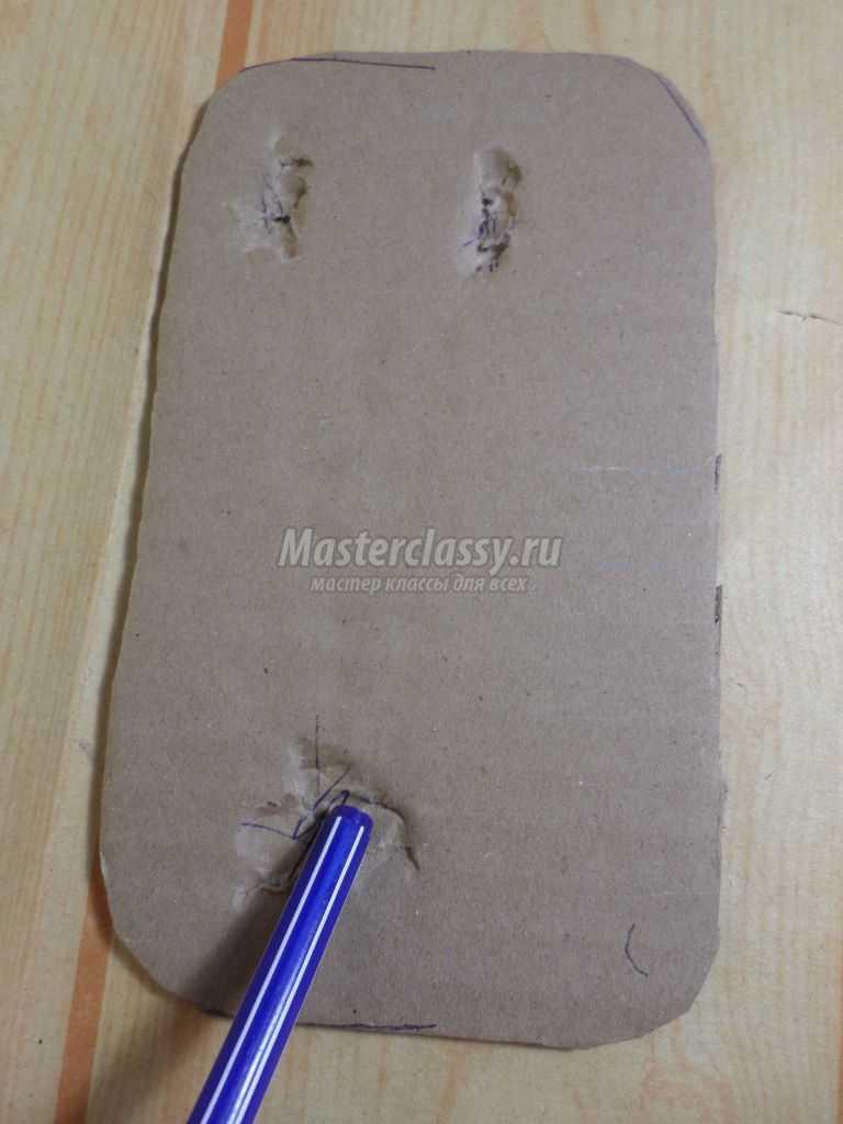 органайзер своими руками пошаговая инструкция
