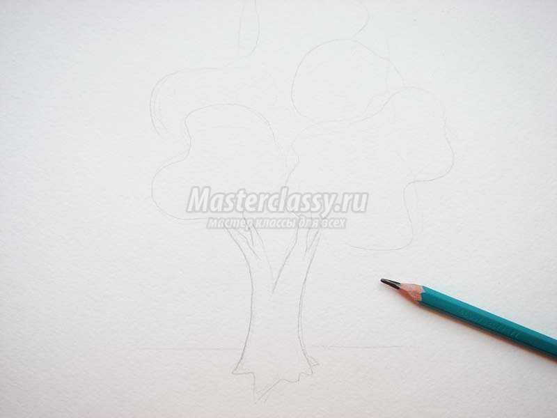1483707111_2 Как нарисовать дерево