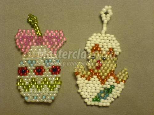1488880305_brelok3 Подарок на пасху своими руками: 10 идей с пошаговым фото