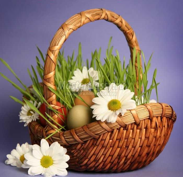 1489583652_easter-decoration-easter-basket-tinker-craft-ideas-easter-copy Подарок на пасху своими руками: 10 идей с пошаговым фото