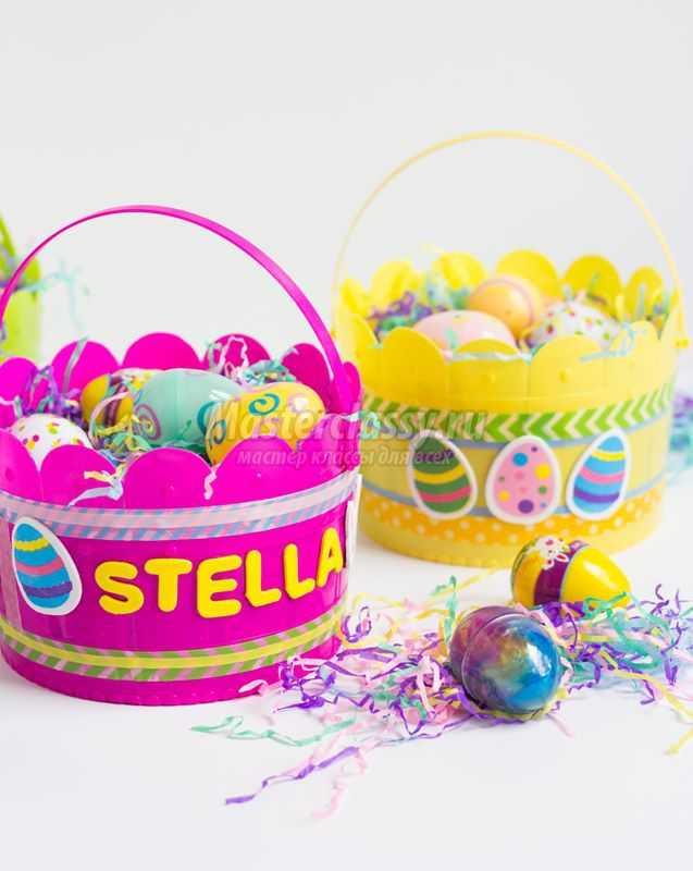 1489583672_handmade-kids-easter-baskets-2-copy Подарок на пасху своими руками: 10 идей с пошаговым фото