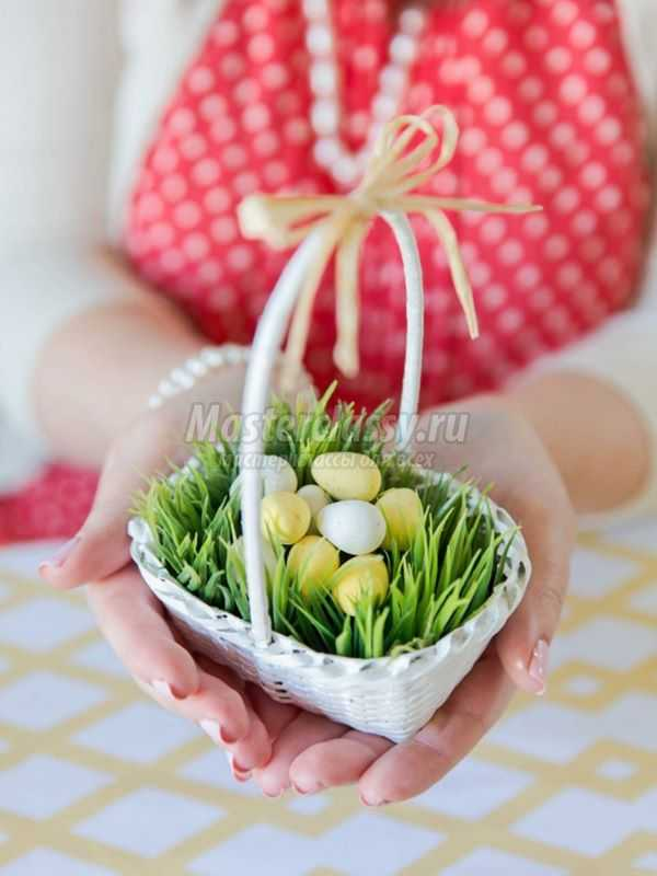 1489583692_easter-decoration-osterbasteln-easter-basket-tinker-copy Подарок на пасху своими руками: 10 идей с пошаговым фото