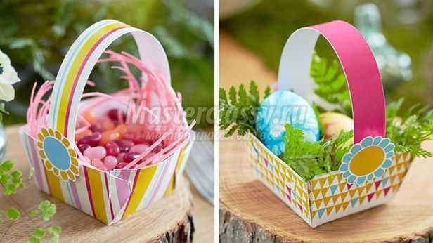 1489583725_mini-easter-baskets-copy Подарок на пасху своими руками: 10 идей с пошаговым фото