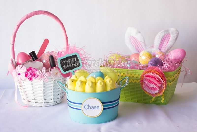 1489583739_3-diy-easter-baskets-3-copy Подарок на пасху своими руками: 10 идей с пошаговым фото