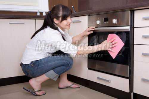 Cредства для уборки дома. Делаем своими руками