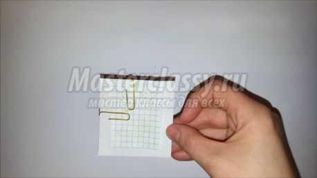 Вышивка по картону видео
