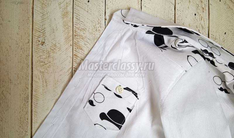 1500051874_36 Как сшить рубашку для мальчика. Мастер-класс с фото