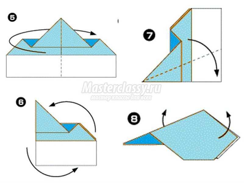 Как сделать самолет из бумаги, который летает