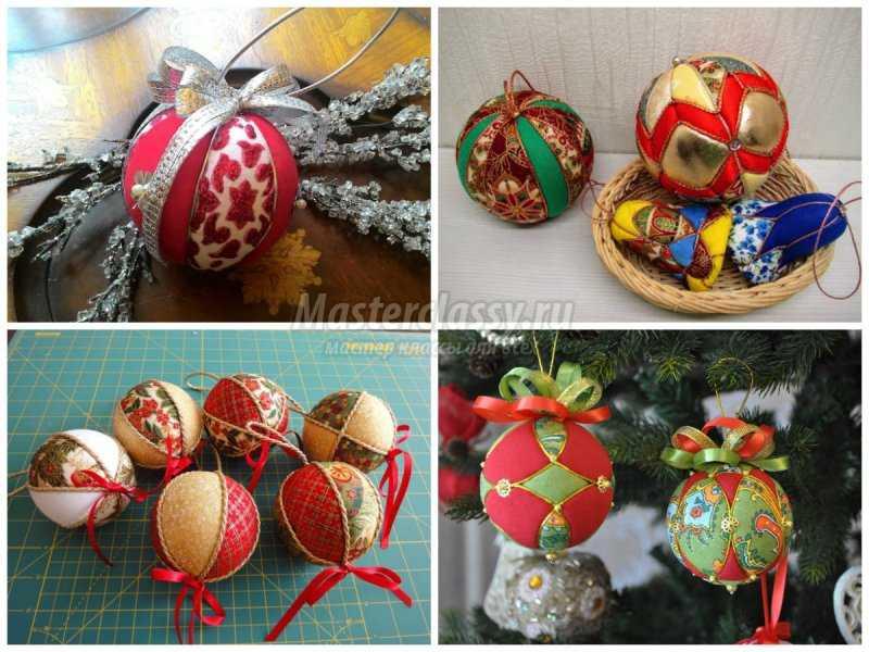 1509649788_collage8 Новогодние шары своими руками: ТОП