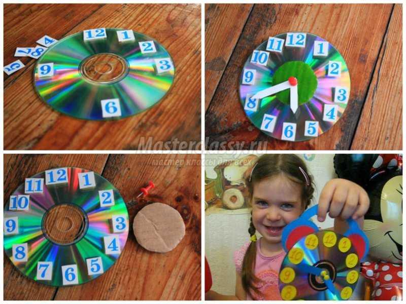 1529448011_collage1 Какие поделки из дисков можно сделать своими руками? 100 радужных идей